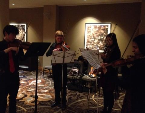 Feb. 8, 2014 – Vivaldi Concerto For 4 Violins